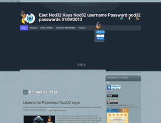 esetnodman324.blogspot.com screenshot