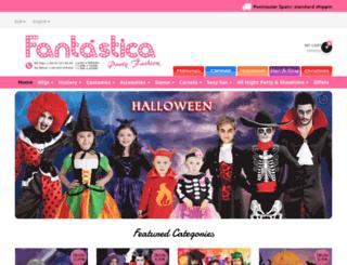 esfantastica.com screenshot