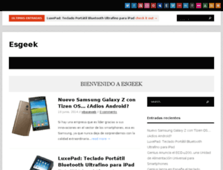 esgeek.com screenshot