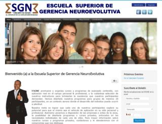 esgne.net.ve screenshot