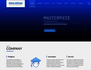 eshiraz.com screenshot
