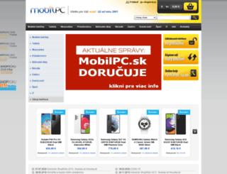 eshop.mobilpc.sk screenshot