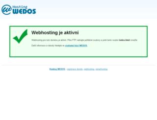 eshop.o3v.cz screenshot