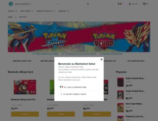 eshopcard.it screenshot