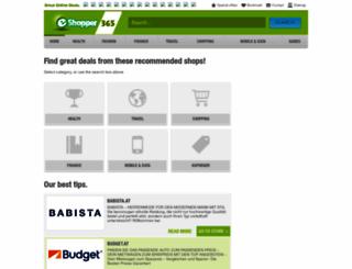 eshopper365.com screenshot
