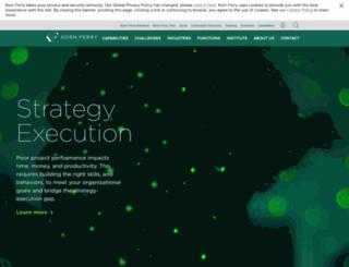 esi-intl.co.uk screenshot