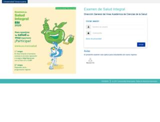 esi.uv.mx screenshot
