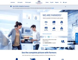 esign.farmers.com screenshot