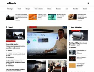 esimplu.ro screenshot