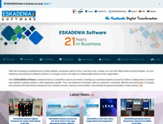 eskadenia.com screenshot
