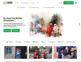 eski.ihh.org.tr screenshot