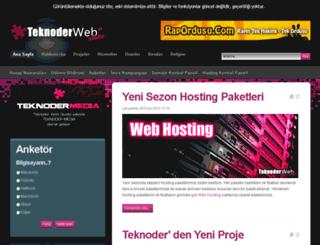 eski.teknoder.com screenshot