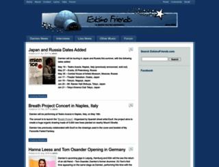 eskimofriends.com screenshot