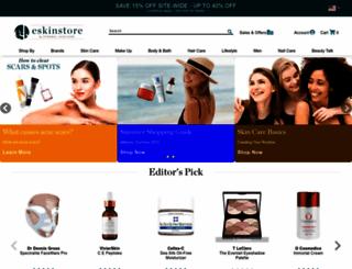 eskinstore.com screenshot