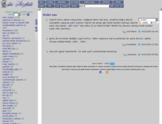 eskisozluk.org screenshot