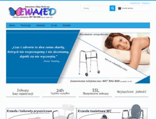 esklep-medyczny.pl screenshot