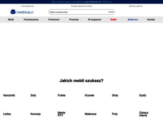 esklep.meblolux.com screenshot