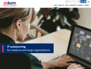 eskom.com.pl screenshot