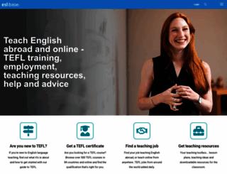 eslbase.com screenshot