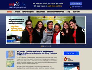 esljoblink.com screenshot