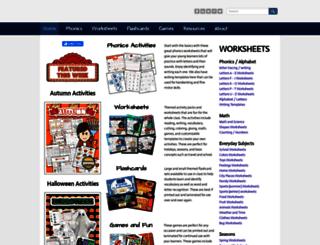 eslkidz.com screenshot