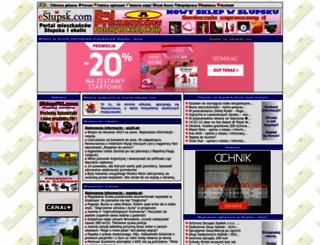 eslupsk.com screenshot