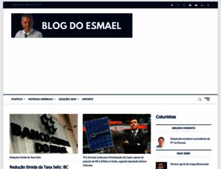 esmaelmorais.com.br screenshot
