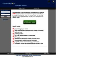 esmartstart.com screenshot