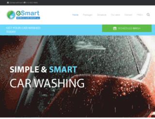 esmartwash.com screenshot