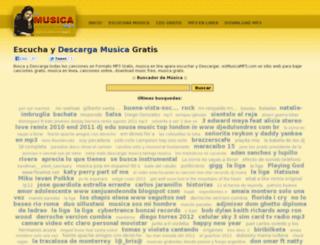 esmusicamp3.com screenshot