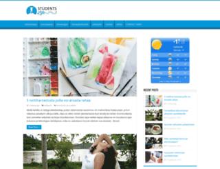 esn-iac.fi screenshot