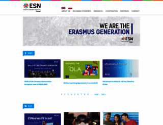 esn.pl screenshot