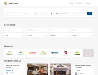 esnafrehberi.nl screenshot