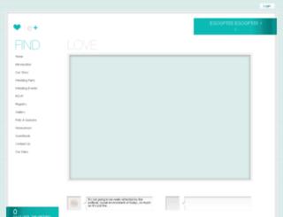 esogf555.modwedding.com screenshot