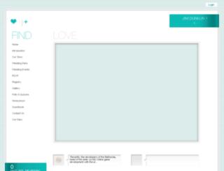 esopop01.modwedding.com screenshot