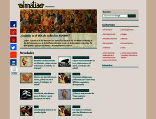 esoterismo.innatia.com screenshot