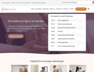 esoterra.nl screenshot