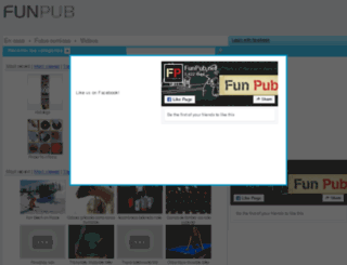 esp.funpub.net screenshot