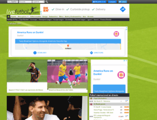 esp.worldfootball.net screenshot