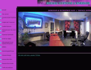espace-hypnose.fr screenshot