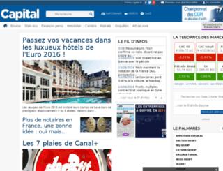 espacedirigeants.blog.capital.fr screenshot