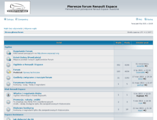 espacepl.org screenshot