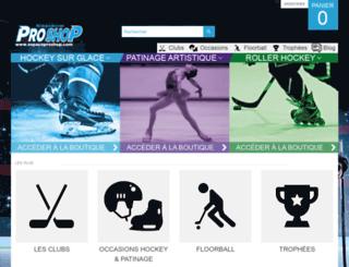 espaceproshop.com screenshot