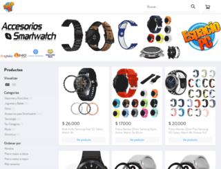 espaciopc.com screenshot