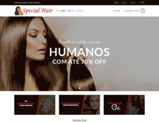 espacocabelo.com.br screenshot