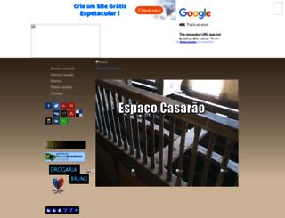 espacocasarao.comunidades.net screenshot