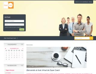 espaicoach.com screenshot