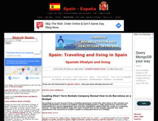 espana-spain.com screenshot