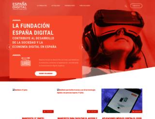 espanadigital.org screenshot
