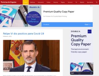 espanaespanol.blogspot.com screenshot